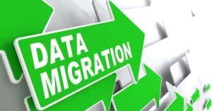 Legacy call recording data migration