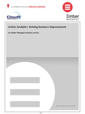 Cloud9 Ember Action Analytics infosheet